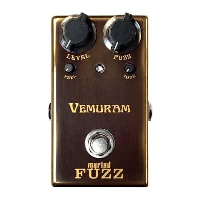 Vemuram Myriad Josh Smith Signature Fuzz Pedal