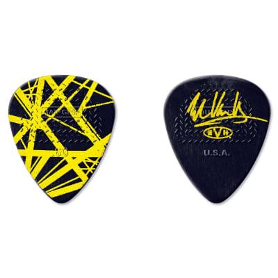 Dunlop EVHR04 Eddie Van Halen VH II Max-Grip .60mm Guitar Picks (24-Pack)