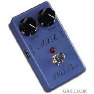 MXR M103 Blue Box Fuzz Octave Pedal for sale