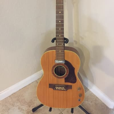 1960's-era Hoyer 12-String--just like Elvis used in Movie Spinout for sale