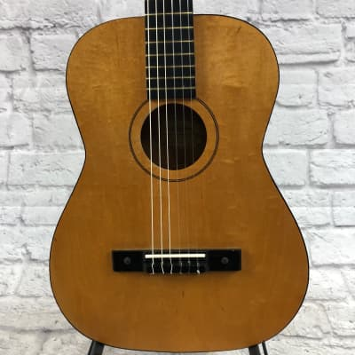 Kay Classic Guitar Classical 1960s Classical Acoustic Guitar AS IS for sale