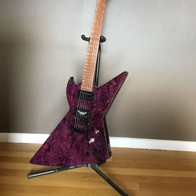JULY 4th SALE! Black Diamond GOLIATH Explorer Hand Crafted Purple / Black for sale