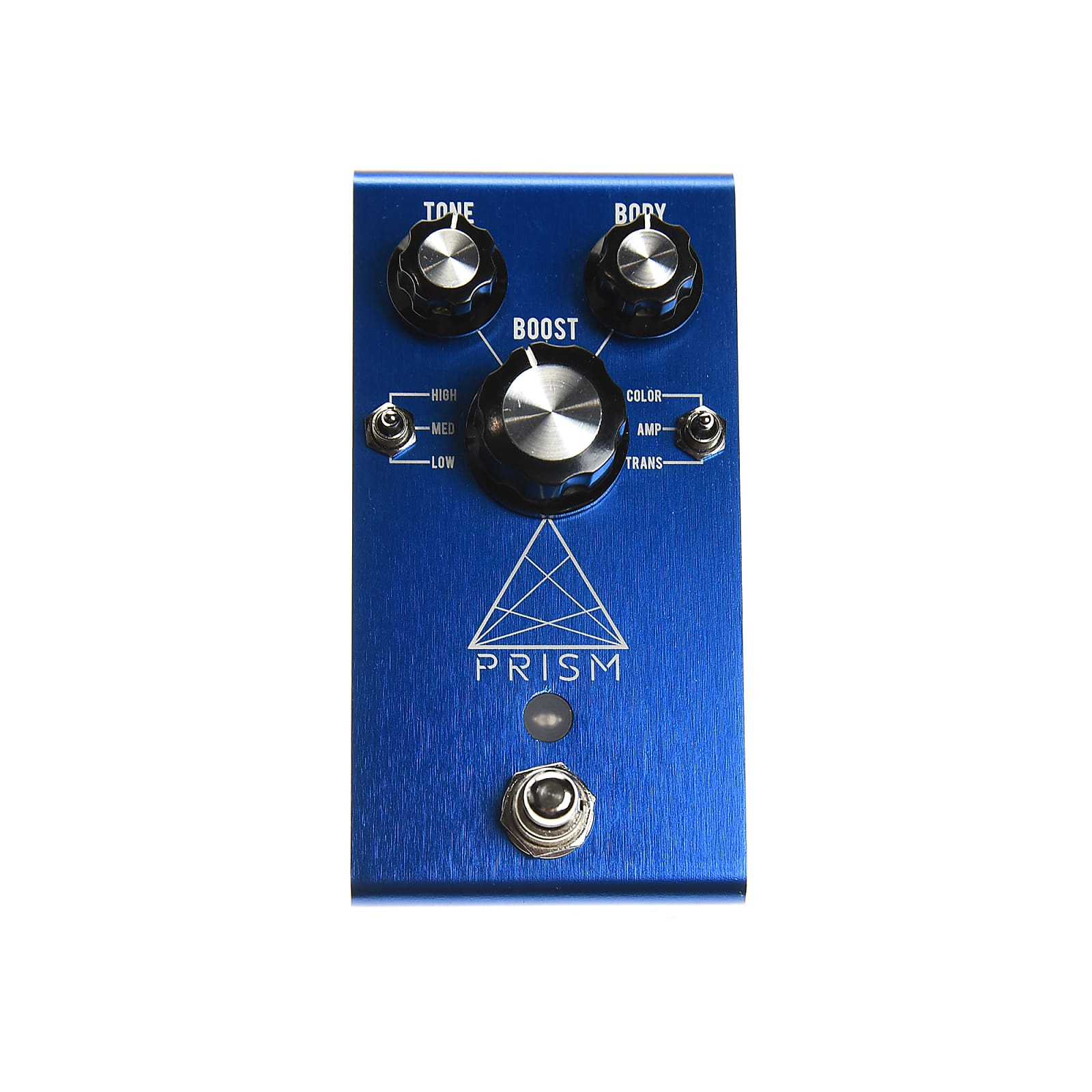 Jackson Audio Prism Preamp Boost Pedal Special Edition Blue