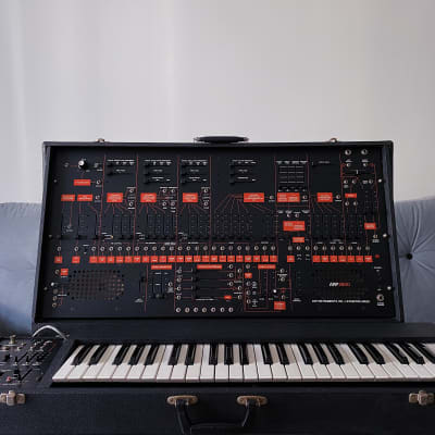 ARP 2600 with 3620 Keyboard