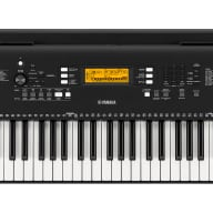 Great for Beginners! Yamaha PSR-EW300 76-Key Portable Keyboard with Survival Kit! Free Shipping!
