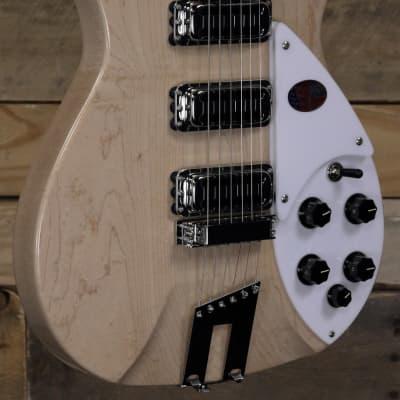 Rickenbacker 350V 63 Liverpool Electric Guitar Mapleglo w/ Case Special Sale Price Until 6-30-21