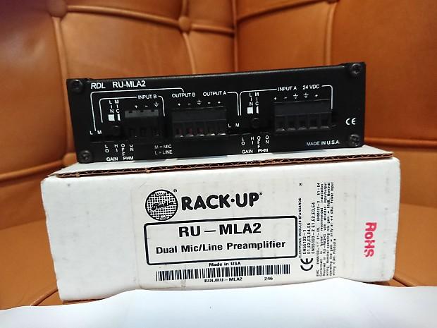 Patch Panels Radio Design Lab Rack Up Ru-fp1 Rack Filler Panel Reverse Mounting Kit