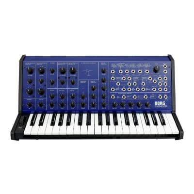 Korg MS20FS Monophonic Synthesizer (Blue)