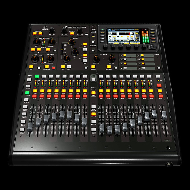 behringer x32 producer digital mixer alto music reverb. Black Bedroom Furniture Sets. Home Design Ideas