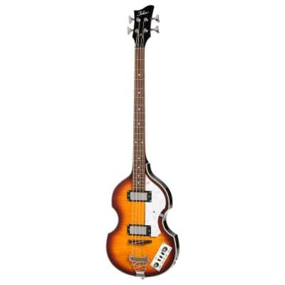 Tokai VB-62-VS 'Traditional Series' Short-Scale Viola Bass Guitar with Gig Bag for sale