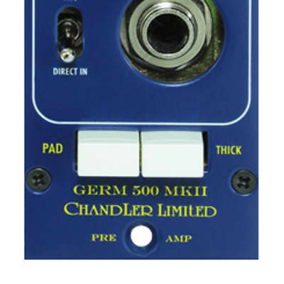 Chandler Limited - Germanium 500 MKII Mic Preamp / DI