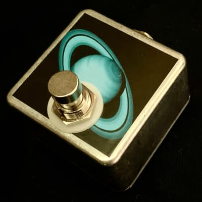 Saturnworks Switchable TRS Micro Latching Expression Switch Pedal