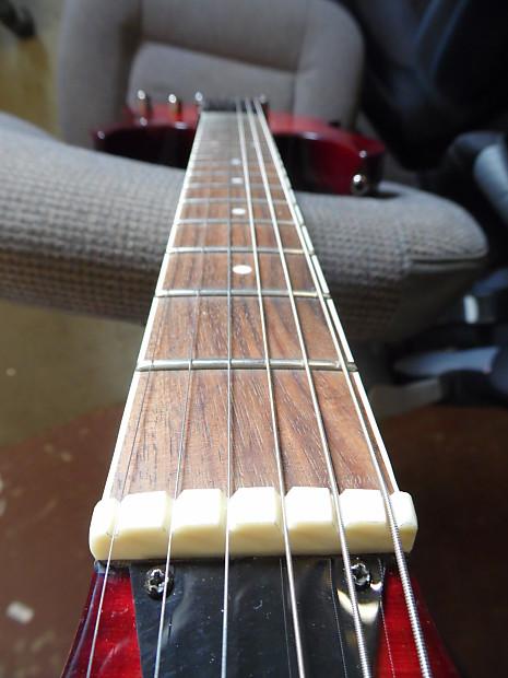Ibanez Rg7321 Wide Neck 6 String 48mm Nut Neck Width At 1st Reverb