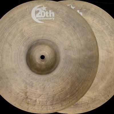 "Bosphorus 20th Anniversary 14"" Hi-Hat"