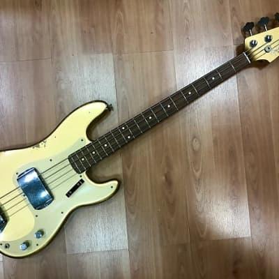 Fender Custom Shop '63 Precision Bass Relic