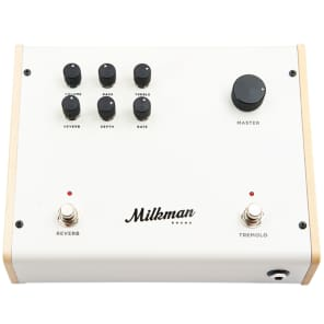 Milkman The Amp 50-Watt Hybrid Guitar Amp Head Pedal