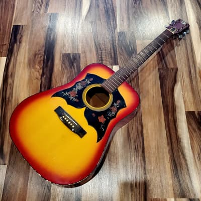60's or 70's Kay Acoustic Restoration Project for sale
