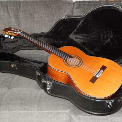 MADE IN 2010s - ECOLE STAGE MASTER 1000 - BEAUTIFULLY SOUNDING CLASSICAL GUITAR for sale