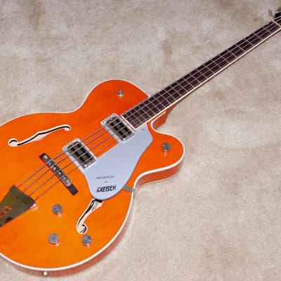 Gretsch Broadkaster Bass 6119B*1999*Roadrunner Hardshell Case* for sale