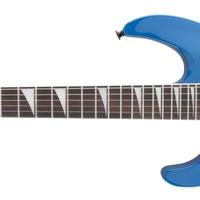 JACKSON - JS Series Dinky Arch Top JS32 DKA LH  Amaranth Fingerboard  Bright Blue for sale