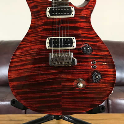 2014 PRS Paul's Guitar Red Fire Burst for sale