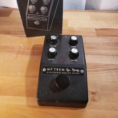 Moog Minifooger MF Trem Tremolo Pedal for sale