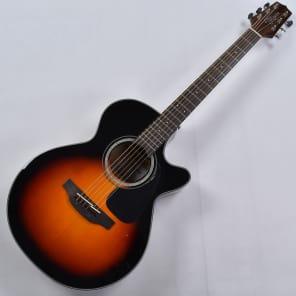 Takamine GF30CE BSB G30 Series FXC Concert Cutaway Acoustic/Electric Guitar Gloss Brown Sunburst