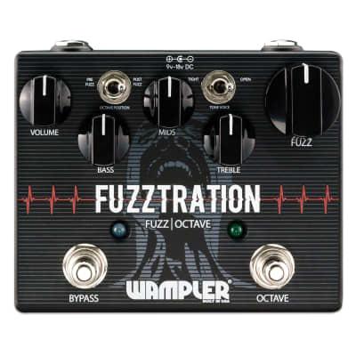 Wampler Fuzztration for sale
