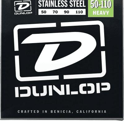 Dunlop DBS50110 Stainless Steel Bass Strings (50-110)
