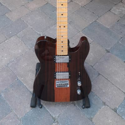 Fender American Select Telecaster HH Blackwood for sale