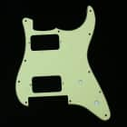 Replacment Guitar Pickguard for Charvel SO CAL ,3ply Vintage Mint Green image