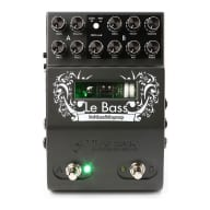 <p>Two Notes Le Bass Dual Channel Tube Bass Preamp Pedal</p>  for sale