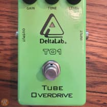 DeltaLab TO1 Tube Overdrive image