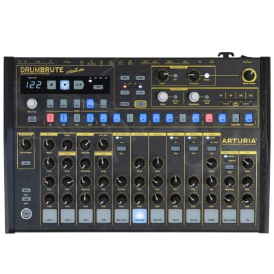 Arturia DrumBrute Creation Drum Synthesizer