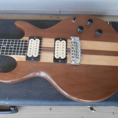 Vintage 1984 MV Pedulla Electric Six-String Guitar w/ Original Case! RARE, DiMarzio Pickups! for sale