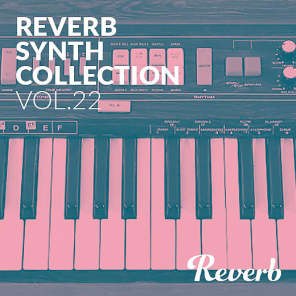 Reverb Casio Casiotone 403 Synth Collection Sample Pack