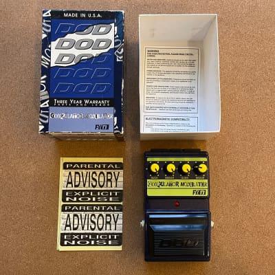 DOD Gonkulator Modulator FX13 Lamb Series (Made in USA)