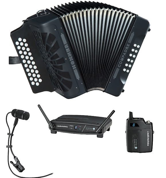 hohner compadre series accordion f bb eb keys reverb. Black Bedroom Furniture Sets. Home Design Ideas