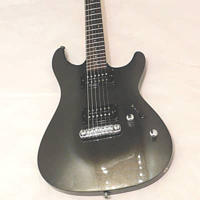 Ibanez S Classic Series SCA220 Electric Guitar made in Japan 2002 Black metallic image