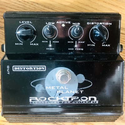 Rocktron Metal Planet Distortion for sale