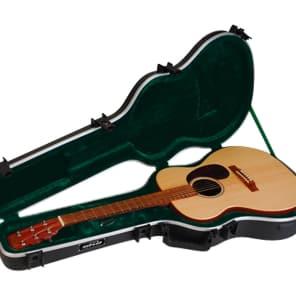 SKB 1SKB-000 Deluxe Acoustic Guitar Hard Case w/ TSA Latches