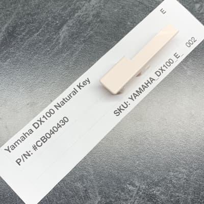 Yamaha DX100/CS01 Replacement Natural E Key