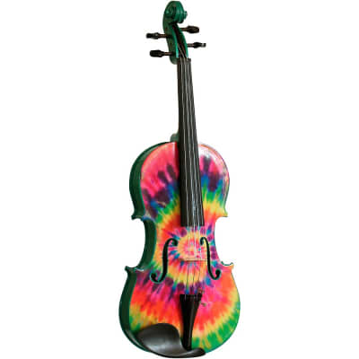 Rozanna's Violins Tie Dye Series Violin Outfit Regular 3/4