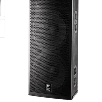 Yorkville EF215P | 2x15 + Horn Powered Loudspeaker. New with Full Warranty!