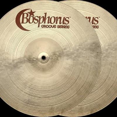"""Bosphorus Groove 15"""" Hi-Hat"""