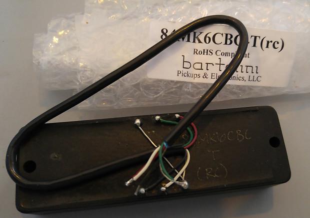 bartolini 84mk6cbc t mk1 soapbar 6 string neck bass pickup reverb. Black Bedroom Furniture Sets. Home Design Ideas