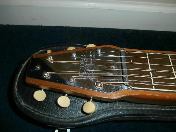 vintage 1946 fender princeton lap steel guitar w case old reverb. Black Bedroom Furniture Sets. Home Design Ideas