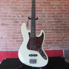 Jay Turser 402 Bass White - USED image