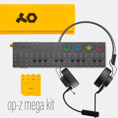 Teenage Engineering OP-Z Mega Kit - Properly Disinfected Before Boxing