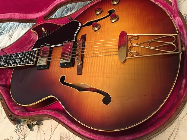 gibson es 350t 1960 sunburst drew 39 s guitar for sale reverb. Black Bedroom Furniture Sets. Home Design Ideas
